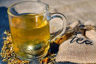vattendrivande te