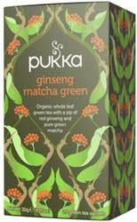 pukka clean green - bäst i test grönt te